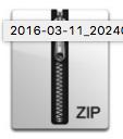 zipアイコン